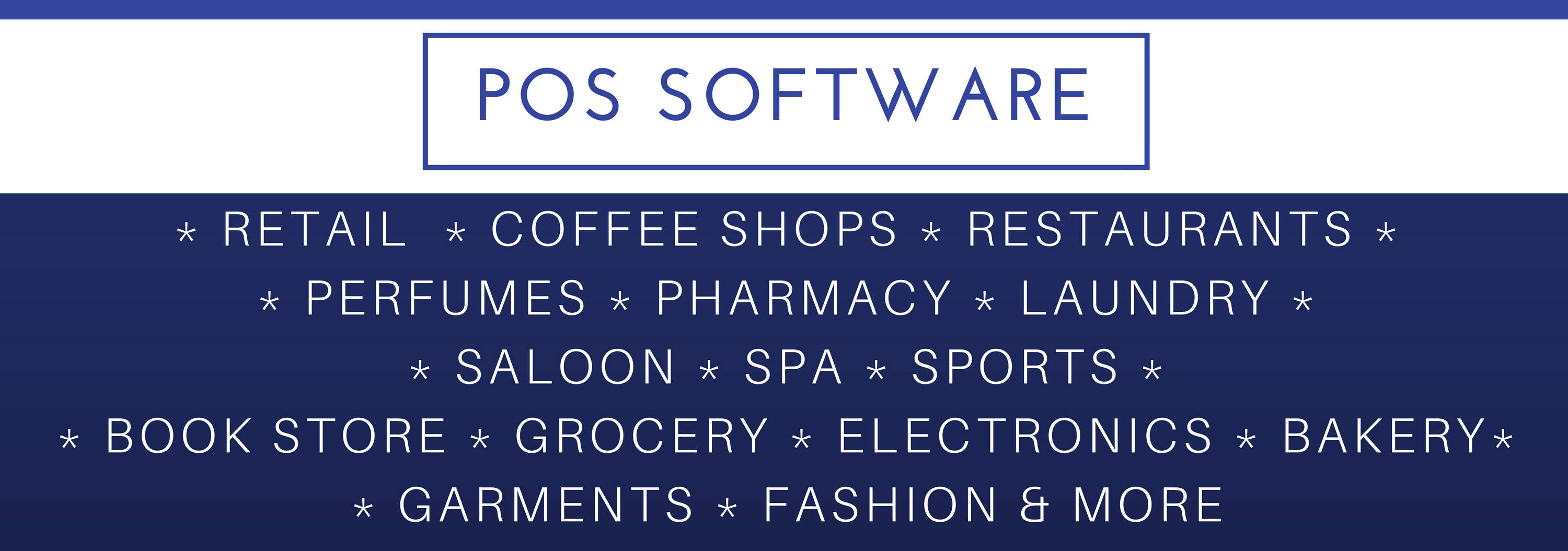 POS Software and Hardware in Kuwait at Q8SUPPLY COM