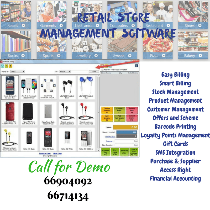 Point of Sale - Software for Retail Stores - Q8SUPPLY